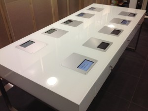 Surecom Table